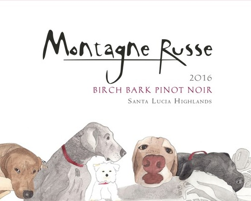 BirchBark Pinot Noir   Enjoy a great bottle of wine and Montagne Russe will donate 10% to BirchBark Foundation for each bottle purchased.  While you are on their website, check out the BBF blog and get your pet on instagram!