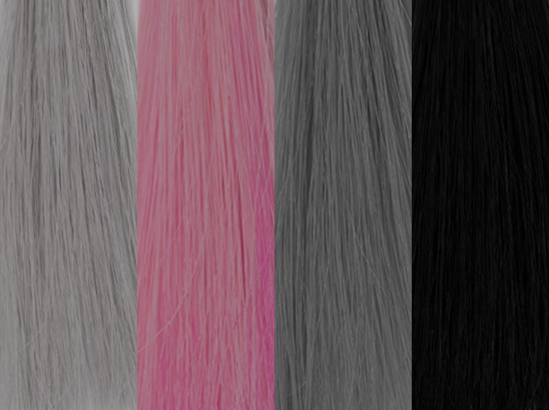 カラーについて - 使用時の色落ちの変化等について