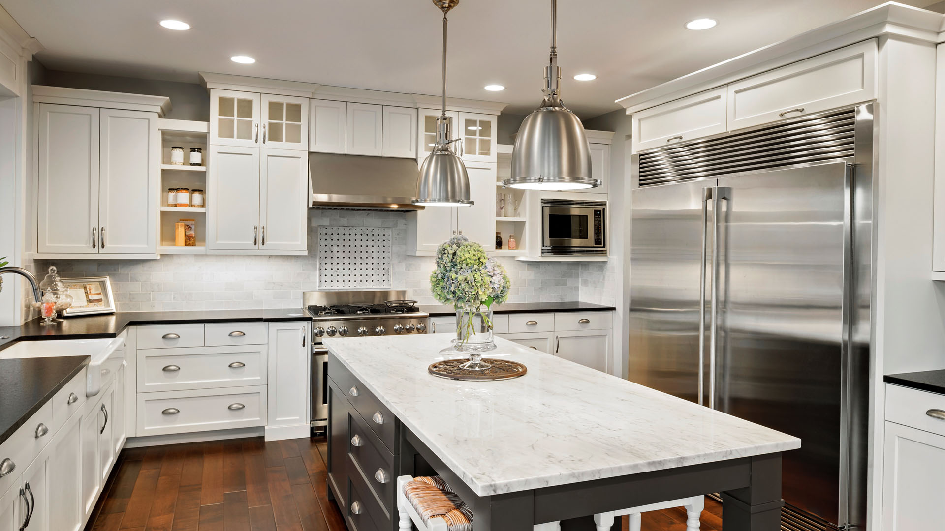 Your New Kitchen Is Waiting.   Learn More