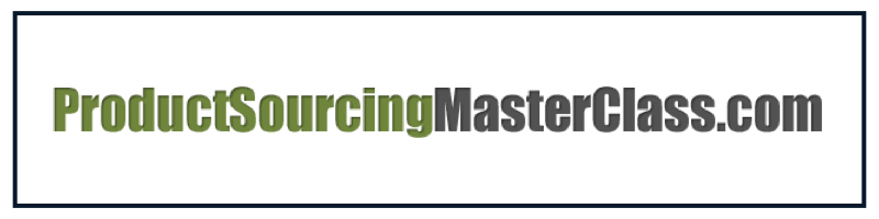 Product Sourcing Masterclass