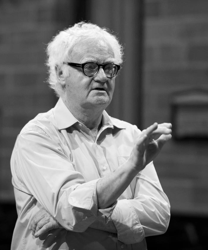 Richard Gill AO  Founding Artistic Director