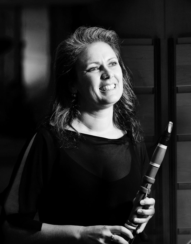 Nicole van Bruggen | clarinet