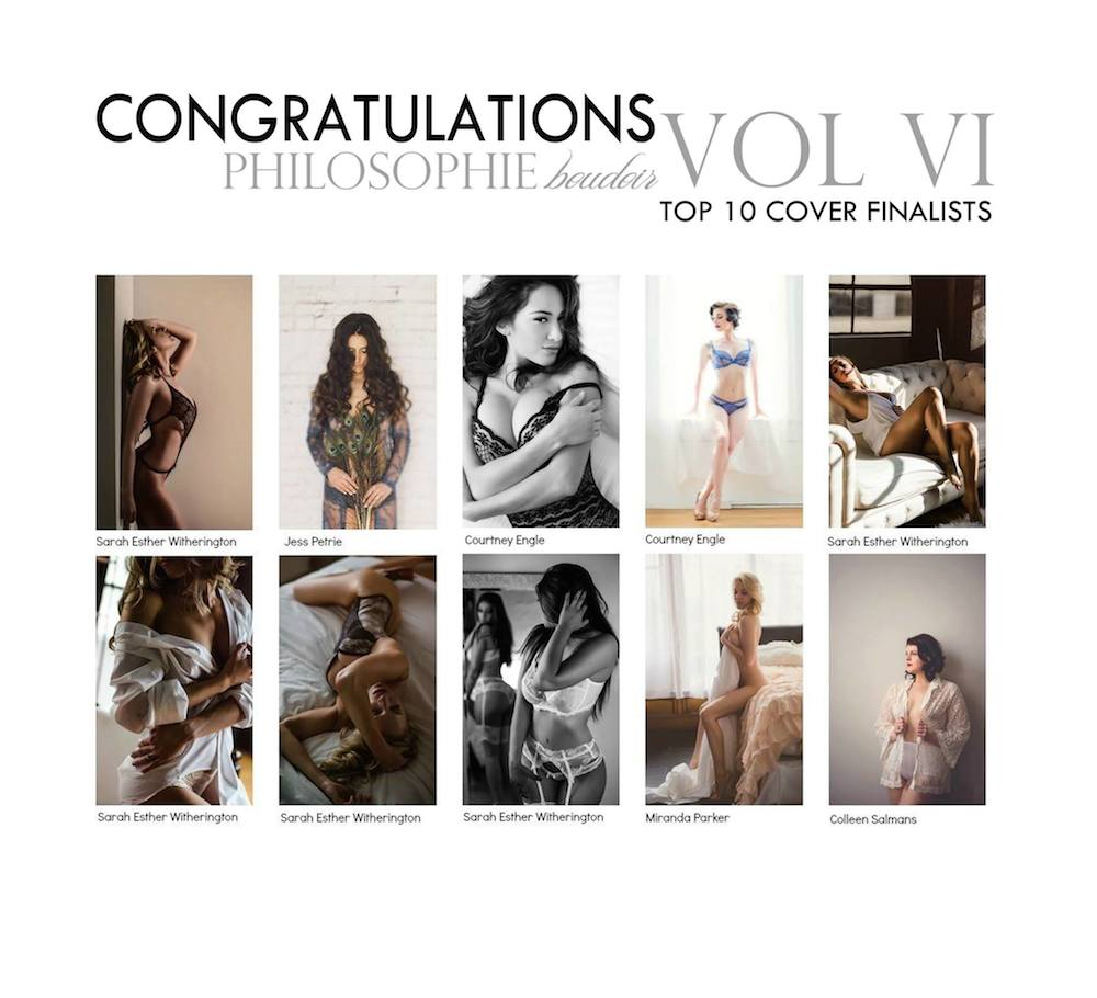 Philosophie Magazine Cover 2nd Place 2015