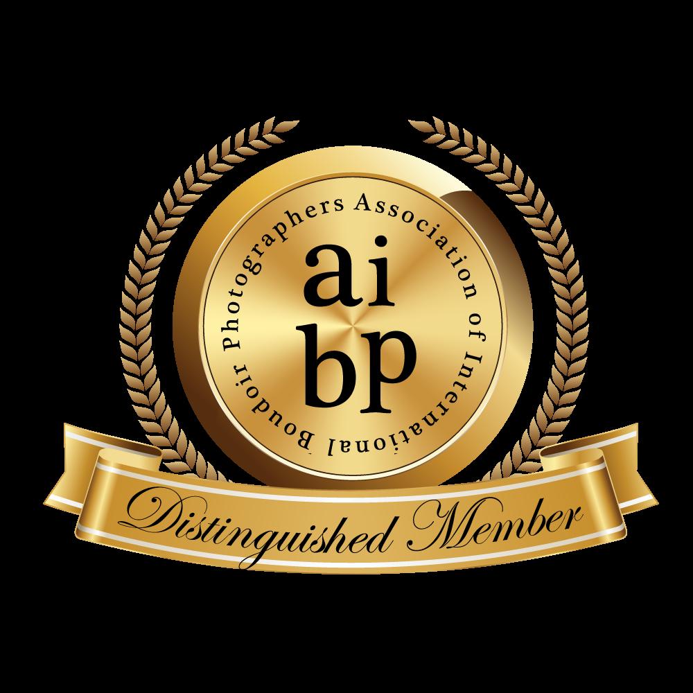 Member of the Association of International Boudoir Photographers