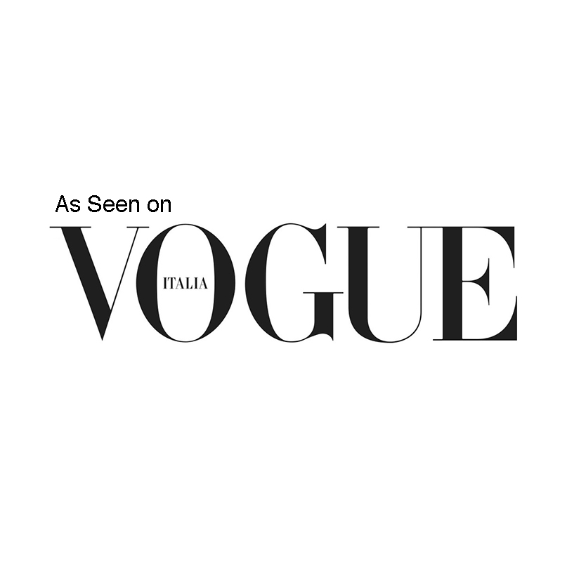 As seen on Vogue Italia