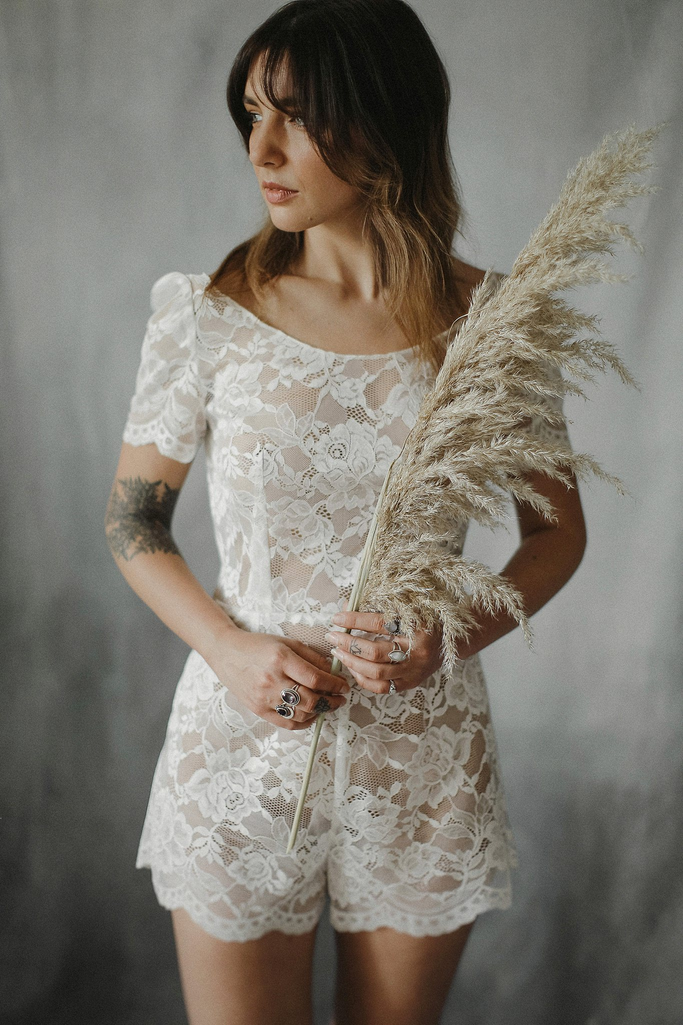 Introducing Sweet Pea… - The ultimate bridal playsuit / boudoir lingerie by BUB + KMR