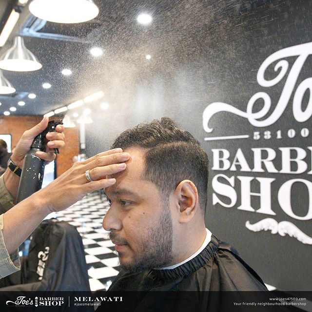 💈 Joe's Melawati 53100 💈  Joe's Barbershop Melawati is now officially open!  We are located near the main entrance of Melawati Mall. Operation hours are from 12pm - 11pm, closed every Fridays.  Address : 305, Lorong Selangor, Pusat Bandar Melawati, 53100 Kuala Lumpur  Come get your haircut at the best barbershop in Melawati! 🔥💯 #joesmelawati #joes53100 #joesbarbershop