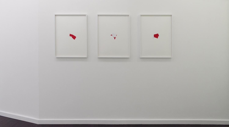 Jill Baroff, Red Nun series, 2016