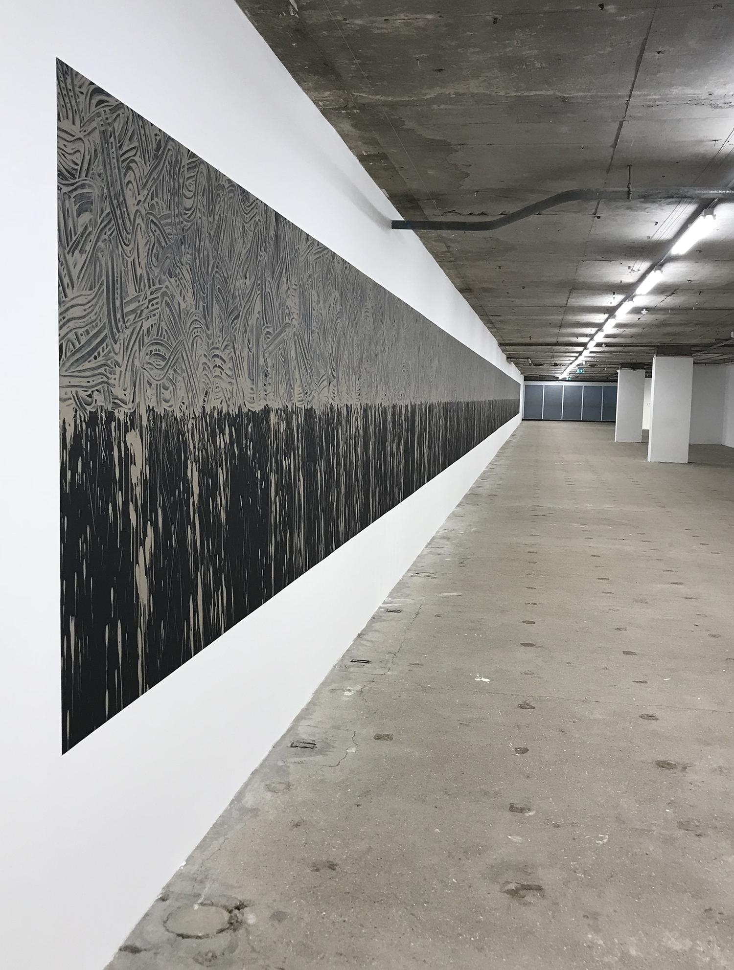 "Richard Long:""Peloponnese Line"" (2017)"