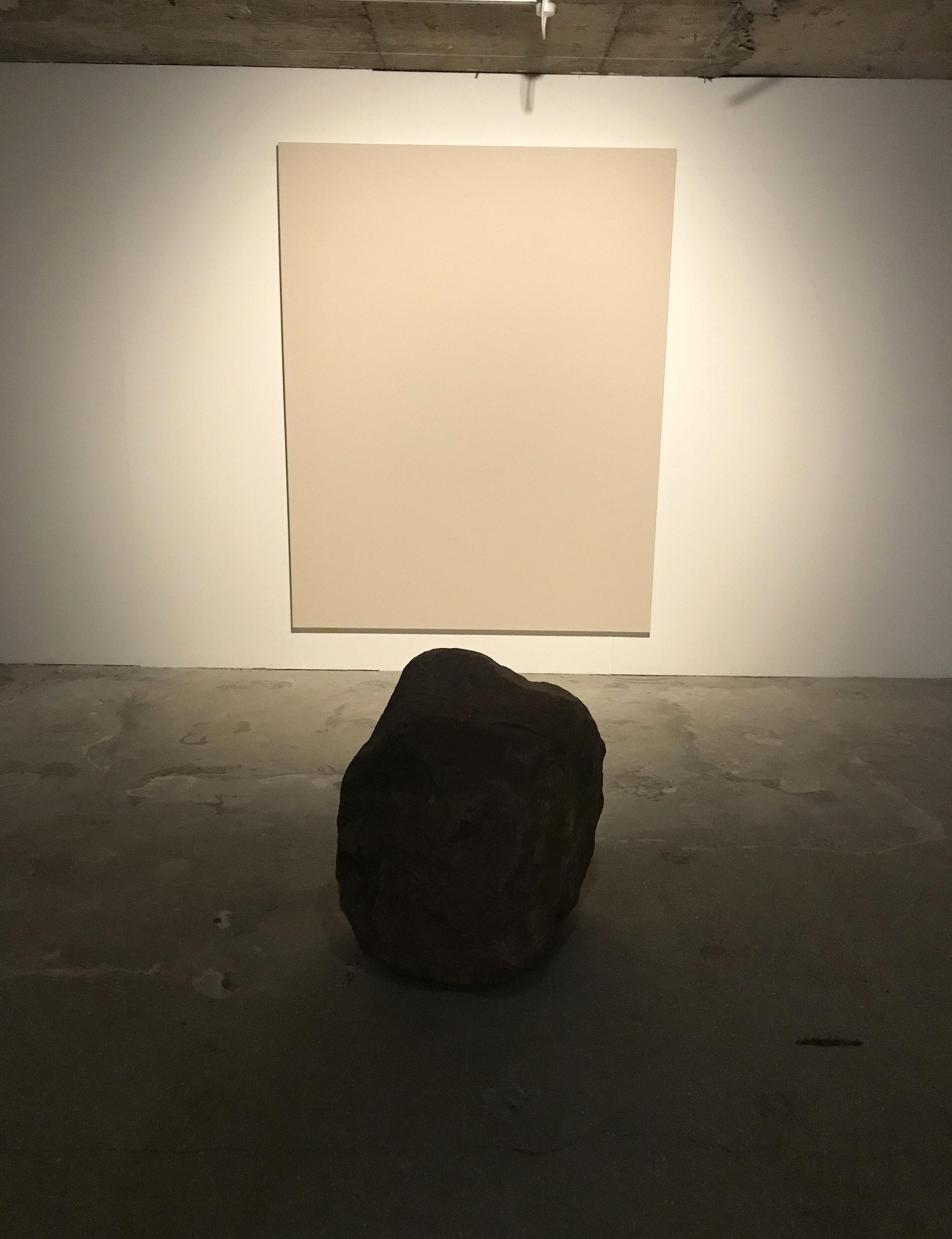 Lee Ufan: Dialogue – Silence (2013)