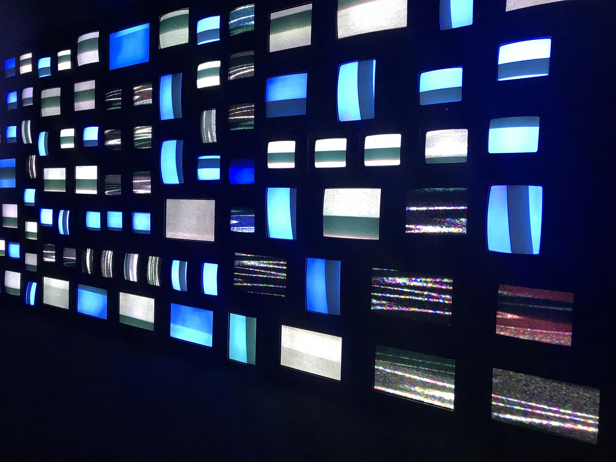 Susan Hiller: Channels, 2013