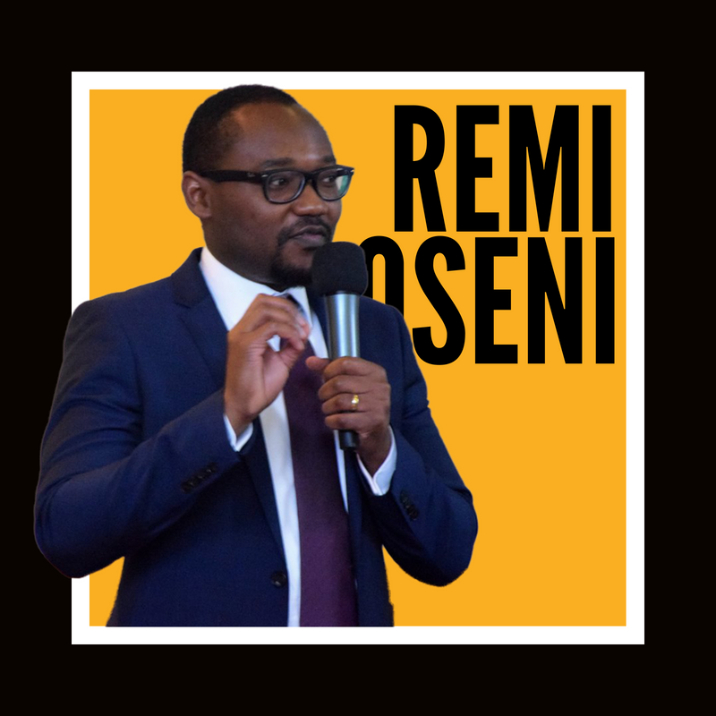 Church Of God Mission International - Common Impact Centre - The Emergence Leadership Conference 2018 - Guest Speaker - Remi Oseni
