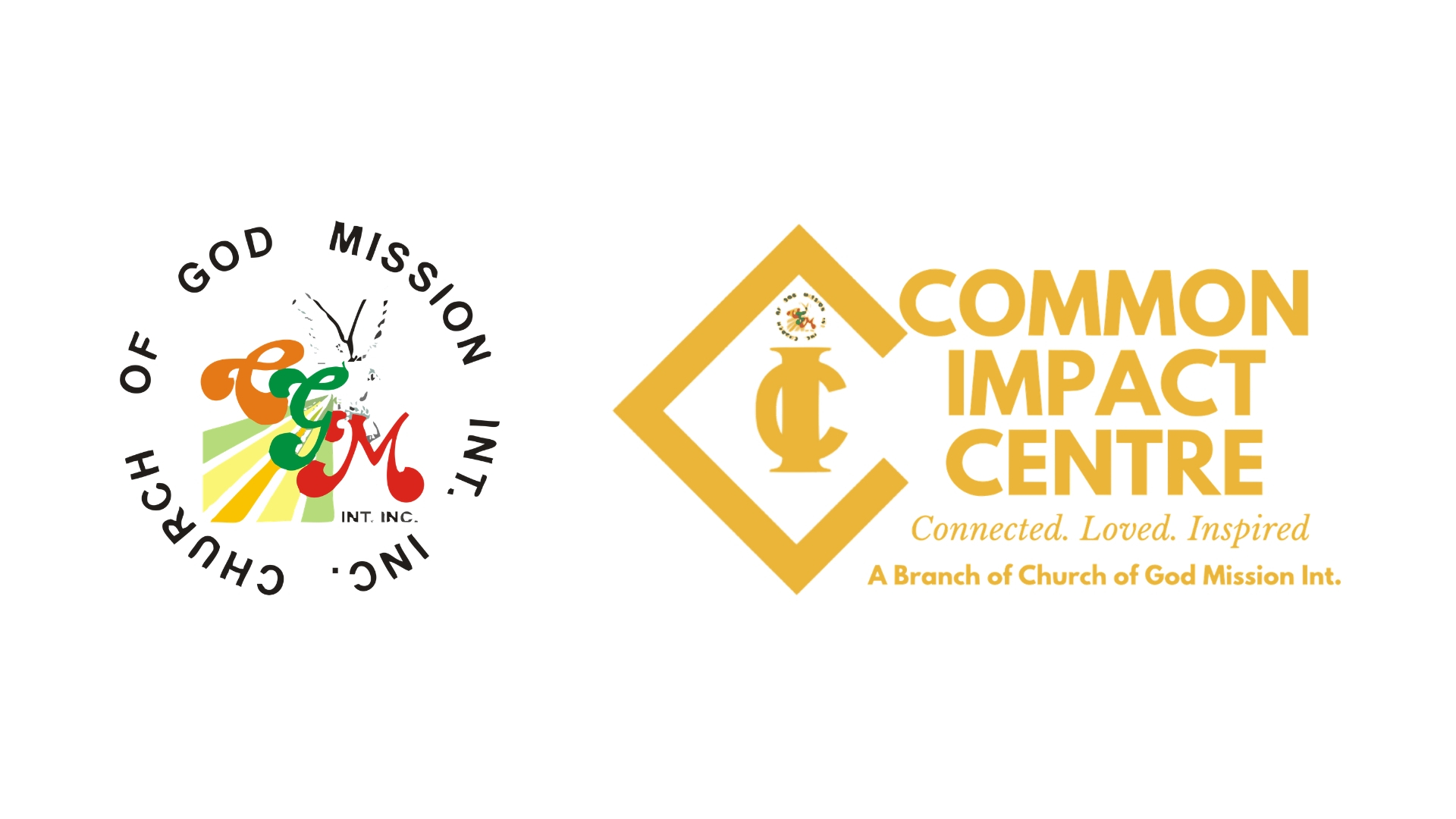 Logo of Church Of God Mission International - Common Impact Centre - London