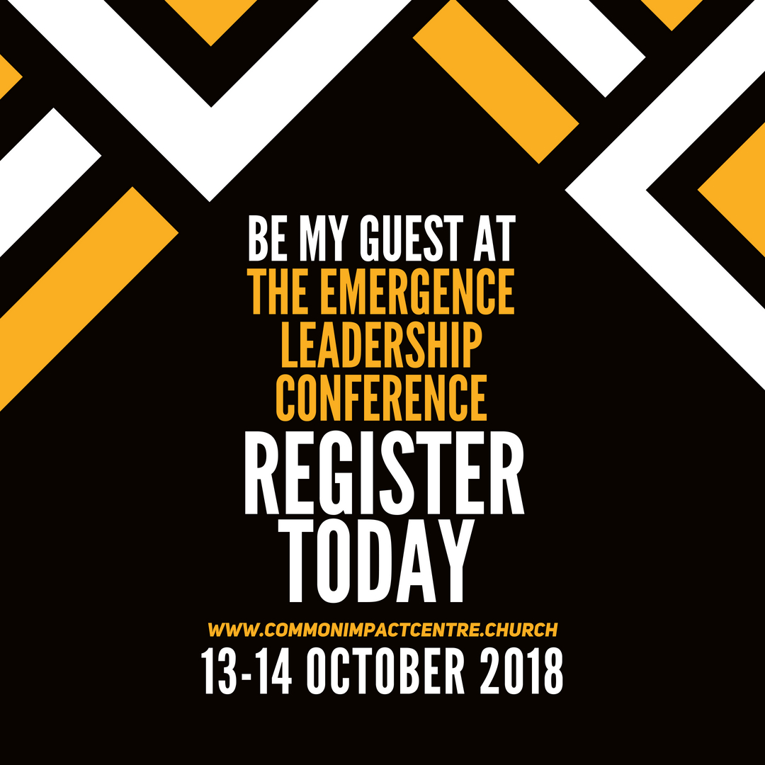 The Emergence Leadership Conference 2018