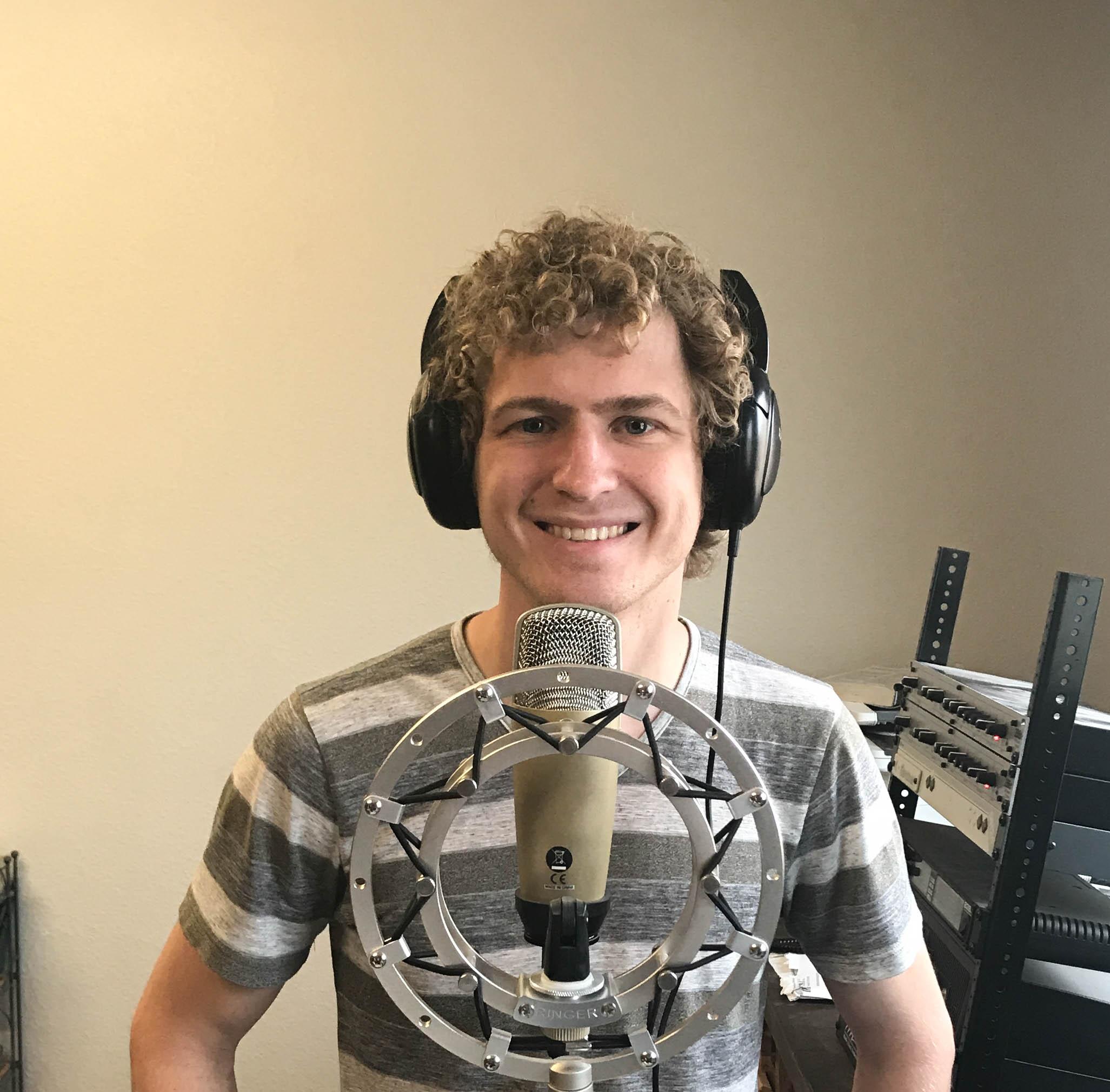 Abram Neumann - Show host