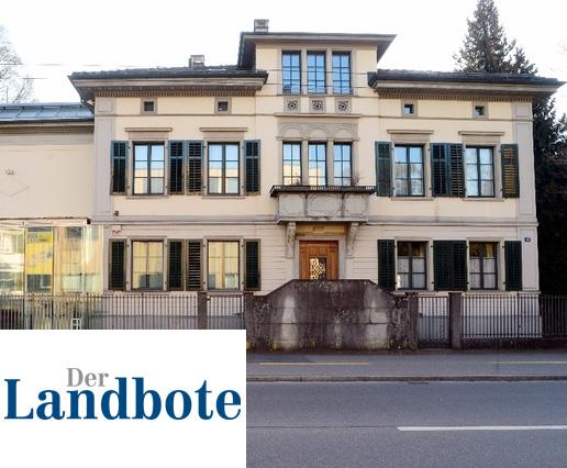 Villa Flora, Tösstalstr. 44, 84oo Winterthur