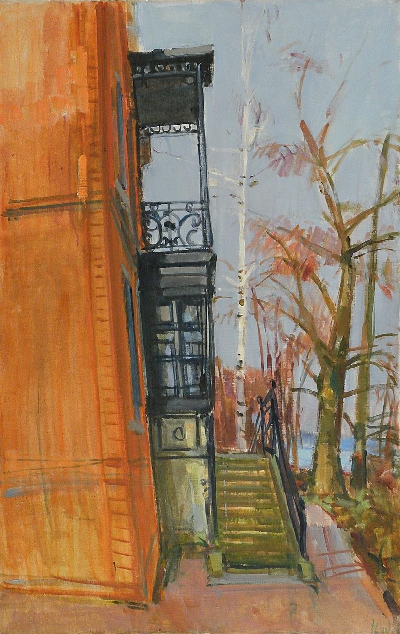 Rudolf Zender - Lyriker der Farbe(Bild: Les balcons)