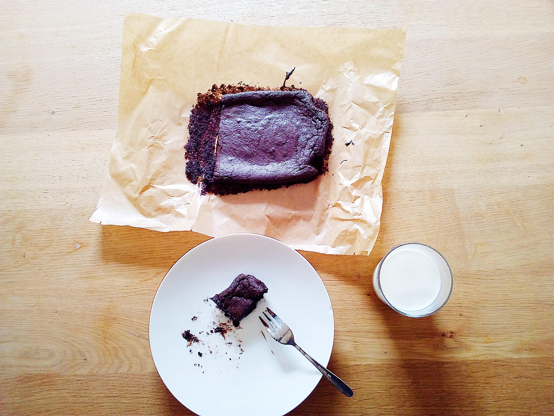 brownie recipe on the blog. #grainfree #nutfree #glutenfree #raypeat #ididntquitsugar