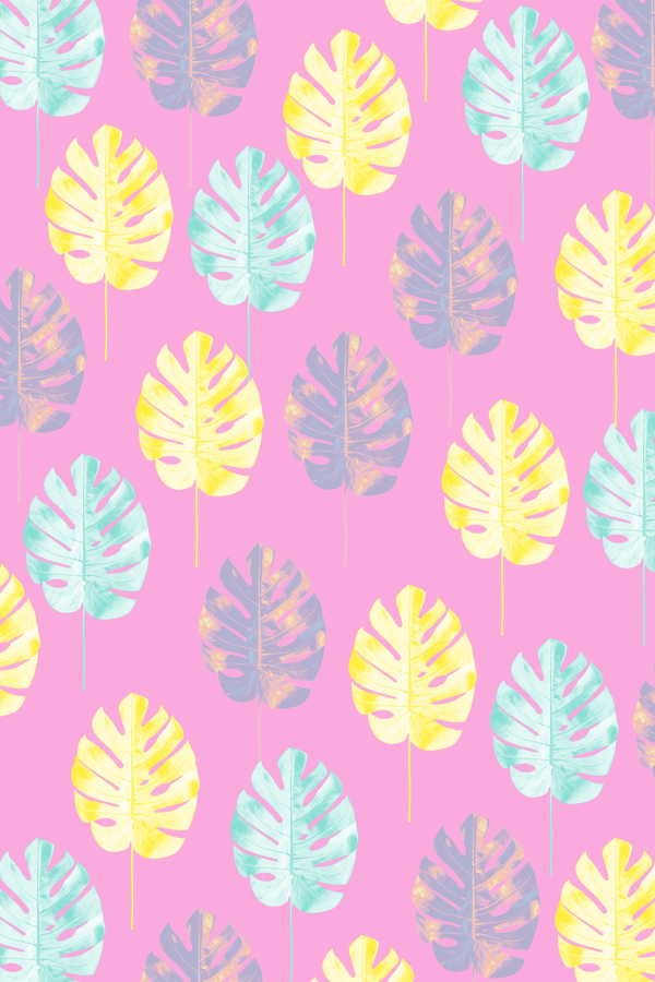 #tropicalleafpattern #downloadable #phonebackground #phylleli #graphicdesign #patterndesign #pantone