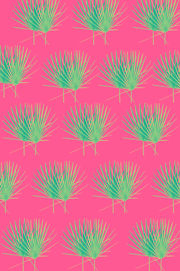 #phylleli #design #graphicdesign #pattern #patterndesign #palmleaf #summerdesign