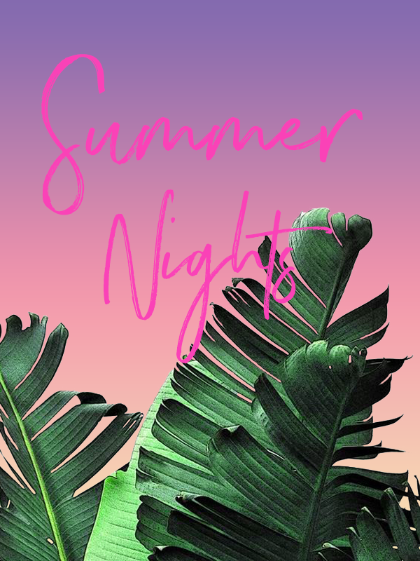 #design #graphicdesign #summernights #graphicdesigner #summergraphics