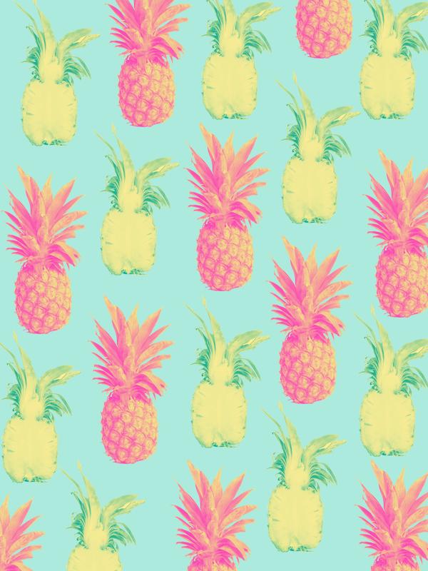#downloadable #phonebackground #pattern #patterndesign #pineapple #summergraphics #summer #design #patterndesign