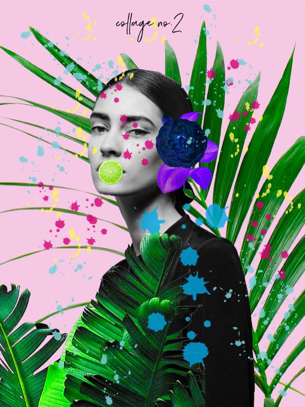 The Design Files; Collage No. 2 by Phylleli #design #graphicdesign #collage #creative #creativity #designer #freelancedesigner #branddesigner #editorialdesign #editorialdesigner #poster
