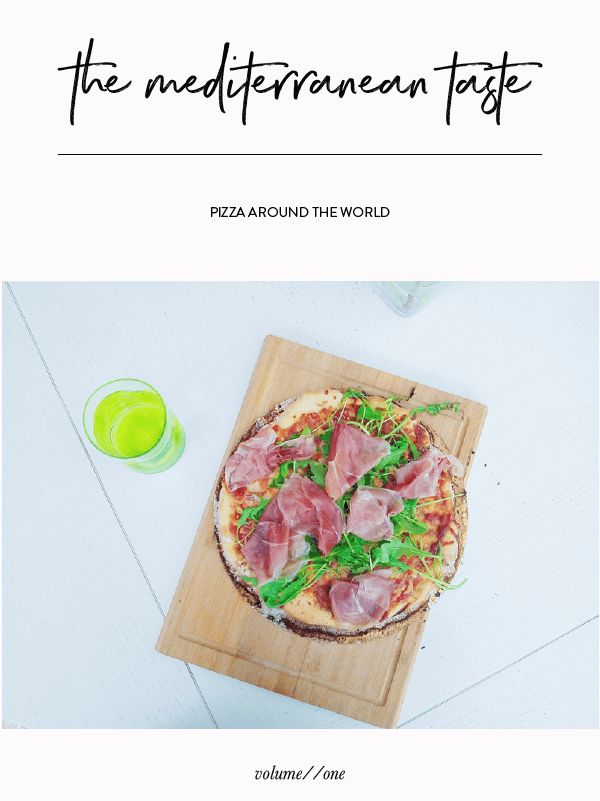 The Mediterranean Taste by Phylleli #foodmagazine #editorialdesign #pizza #workwithme #graphicdesign #minimalism #themediterraneantaste #foodie #foodblogger #blogger #magazine #typography #freelancedesigner