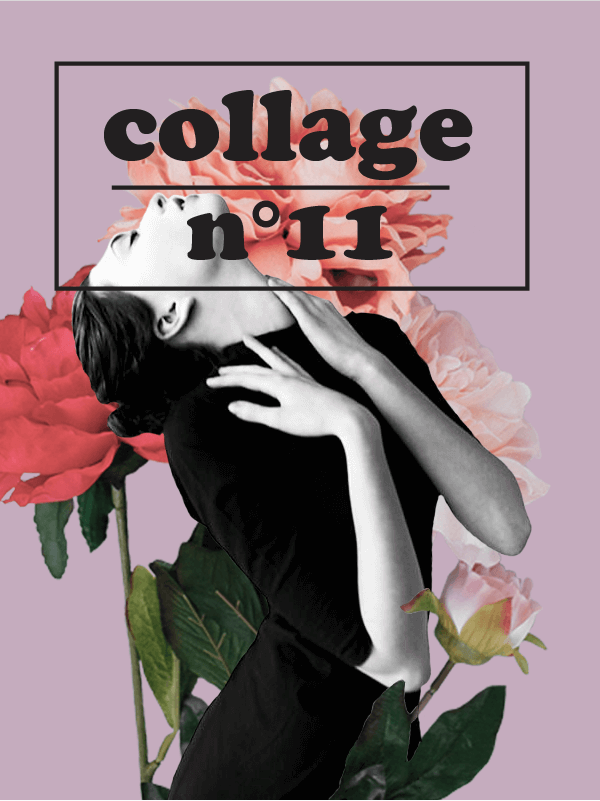 Collage No. 11 // The Collage Series by Phylleli #design #graphicdesign #logodesign #branding #onlinebranding #designer #freelancedesigner #designblog #blog #thecollageseries #phylleli