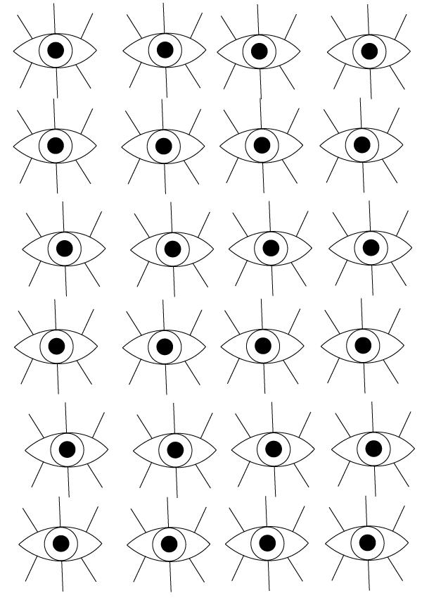 #pattern #patterndesign #graphicdesign #graphicdesigner #freelancer #designblog #eyepattern #minimal #geometrical