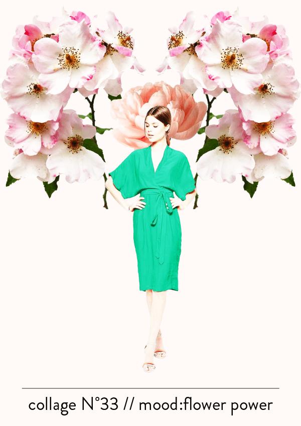 Collage No. 33 // by Phylleli #design #graphicdesign #artdirection #editorialdesign #flowers #graphicdesign #nature #freelancer #branddesigner