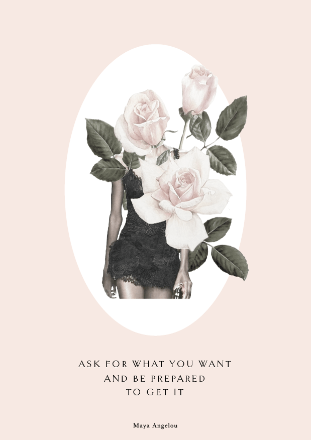 Ask for what you want and be prepared to get it // Phylleli Design Studio