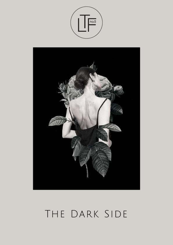 TLF NO.5 // The Dark Side (Phylleli Design Studio and Blog)