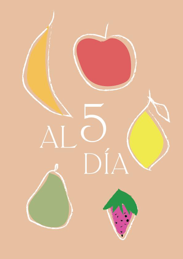 5 al día // branding (phylleli design studio and blog)