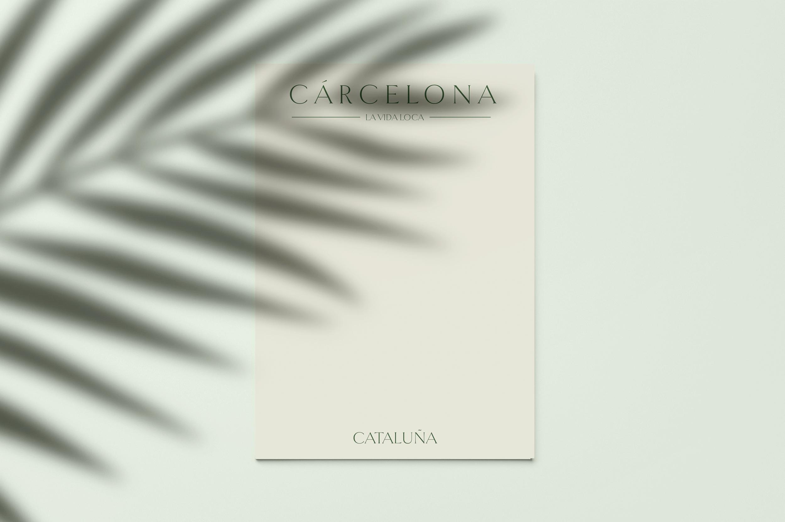 Cárcelona Branding // Phylleli Design Studio and Blog