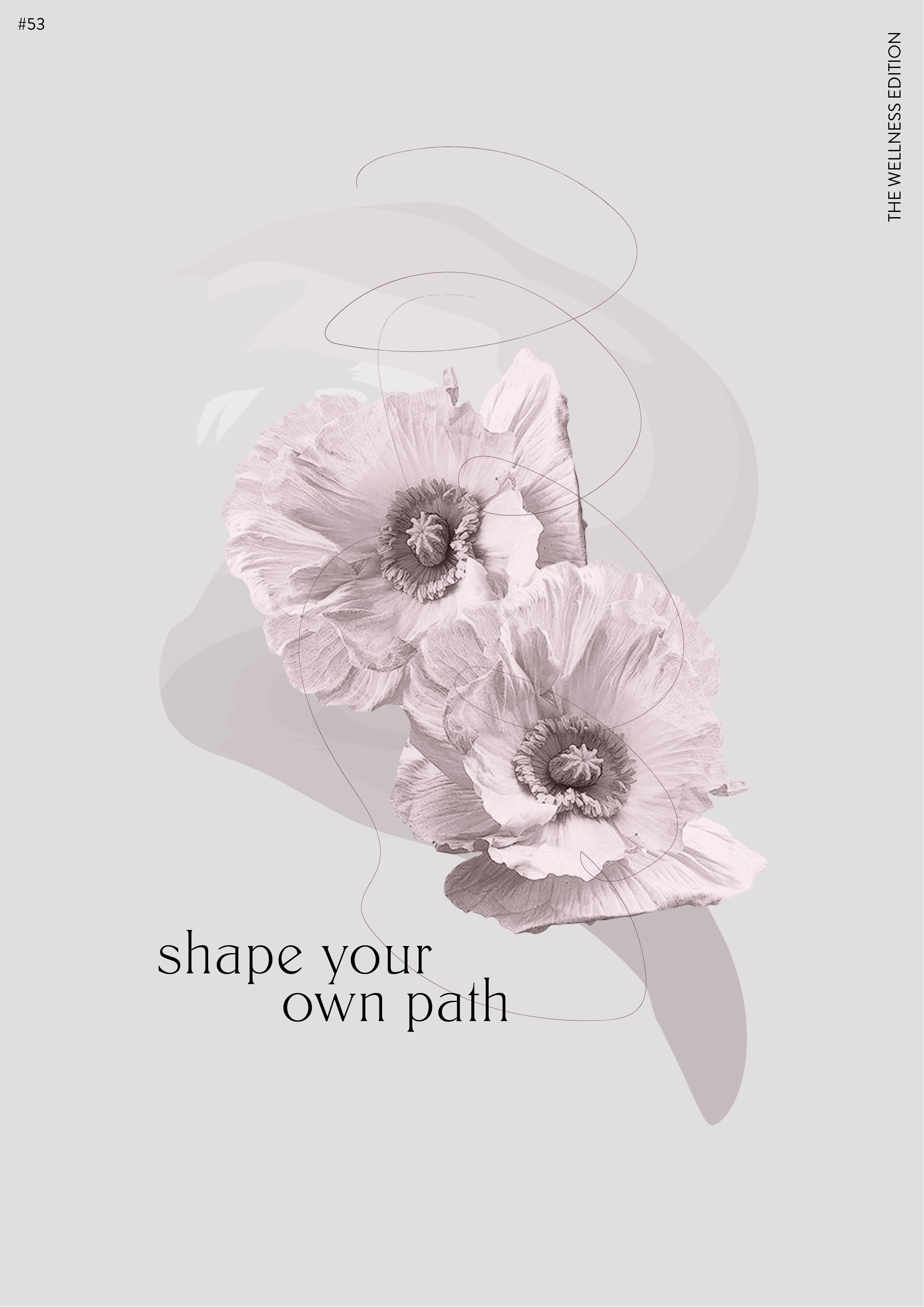The Wellness Edition No.53 // Shape your own path (Phylleli Design Studio and Blog)