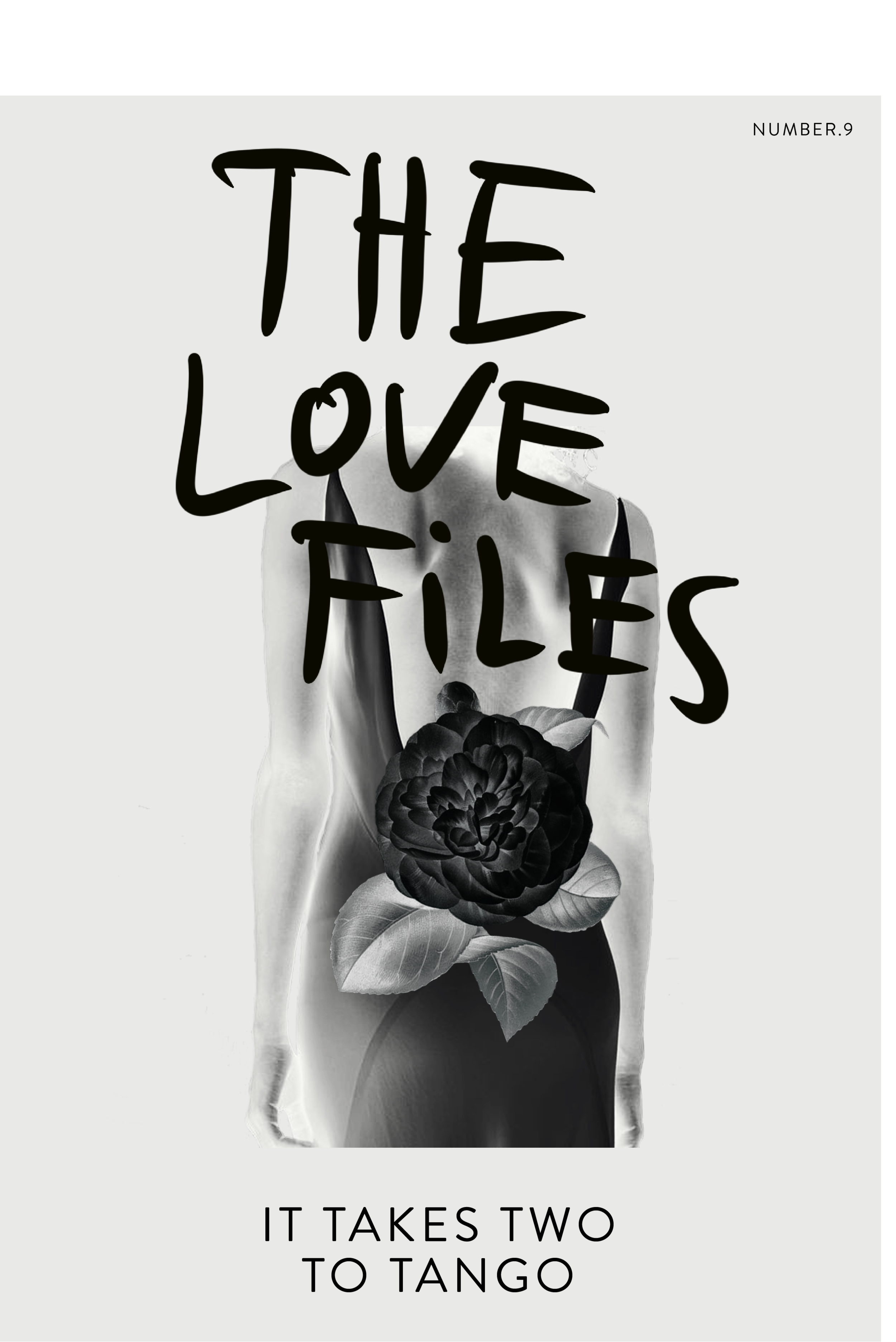 The Love Files No.9 // It takes two to tango #design #graphicdesign #layout #love #relationships #collage #thelovesfiles #wellbeing #emotionalhealth #selfcareblog #relationshipblog #lettering #minimalism #baggagereclaim