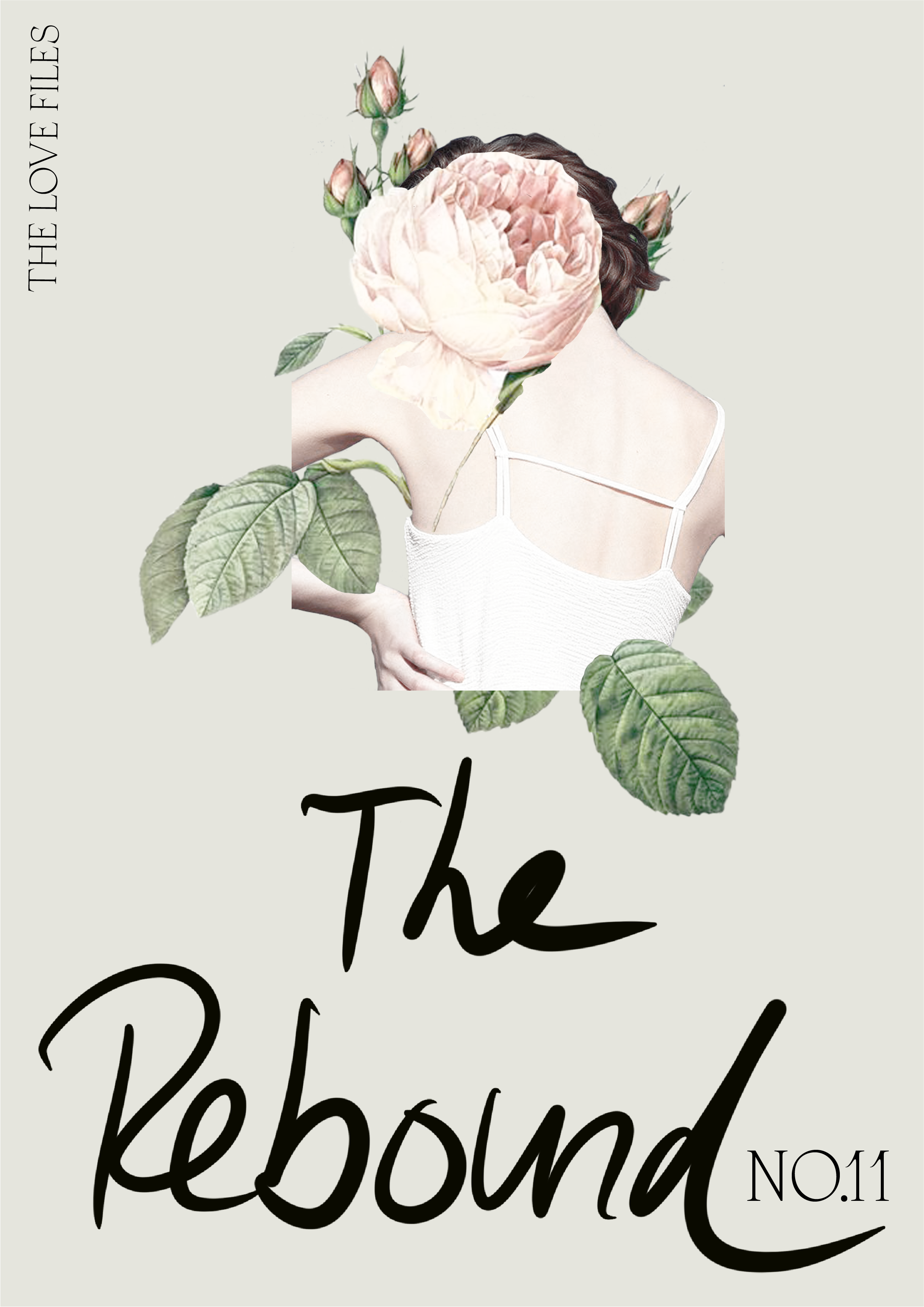 The Love Files No.11 // The Rebound // Phylleli Design Studio, Online-Shop and Self-Care Blog #design #layout #graphicdesign #collage #collageart #lettering #typography #loveandrelationships #wellbeing #mentalhealth #minimalism #heartache #NML #baggagereclaim #breakup #rebound #emotionalairbag #cheating #overlapping