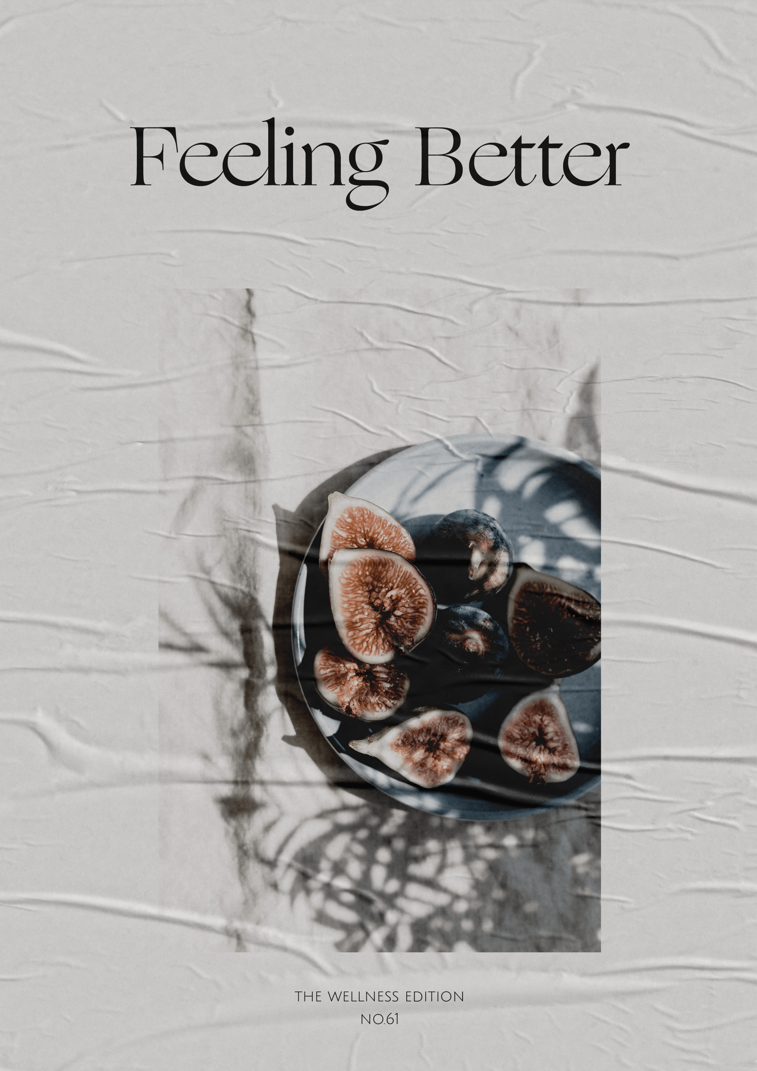 The Wellness Edition No.61 // Slowly getting better - Phylleli Design Studio, Self-Care Blog and Online-Shop #design #editorialdesign #graphicdesign #typography #mentalhealth #selflove #selfcare #goalsetting #thewellnessedition #phylleli #loveyourseflmore #minimalism #branding #layout #elegantdesign #selfcareblog