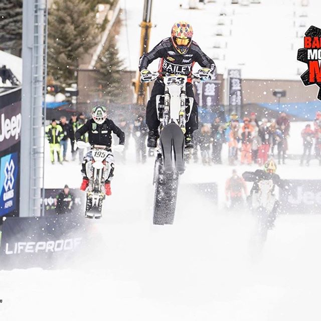 Congrats to all our #AirPro riders who competed at #winter @xgames this year! @yanickboucher @doug19henry @jimmyjarrett44 @blairmorgan7c @dud159 @colt801 @fatboy412