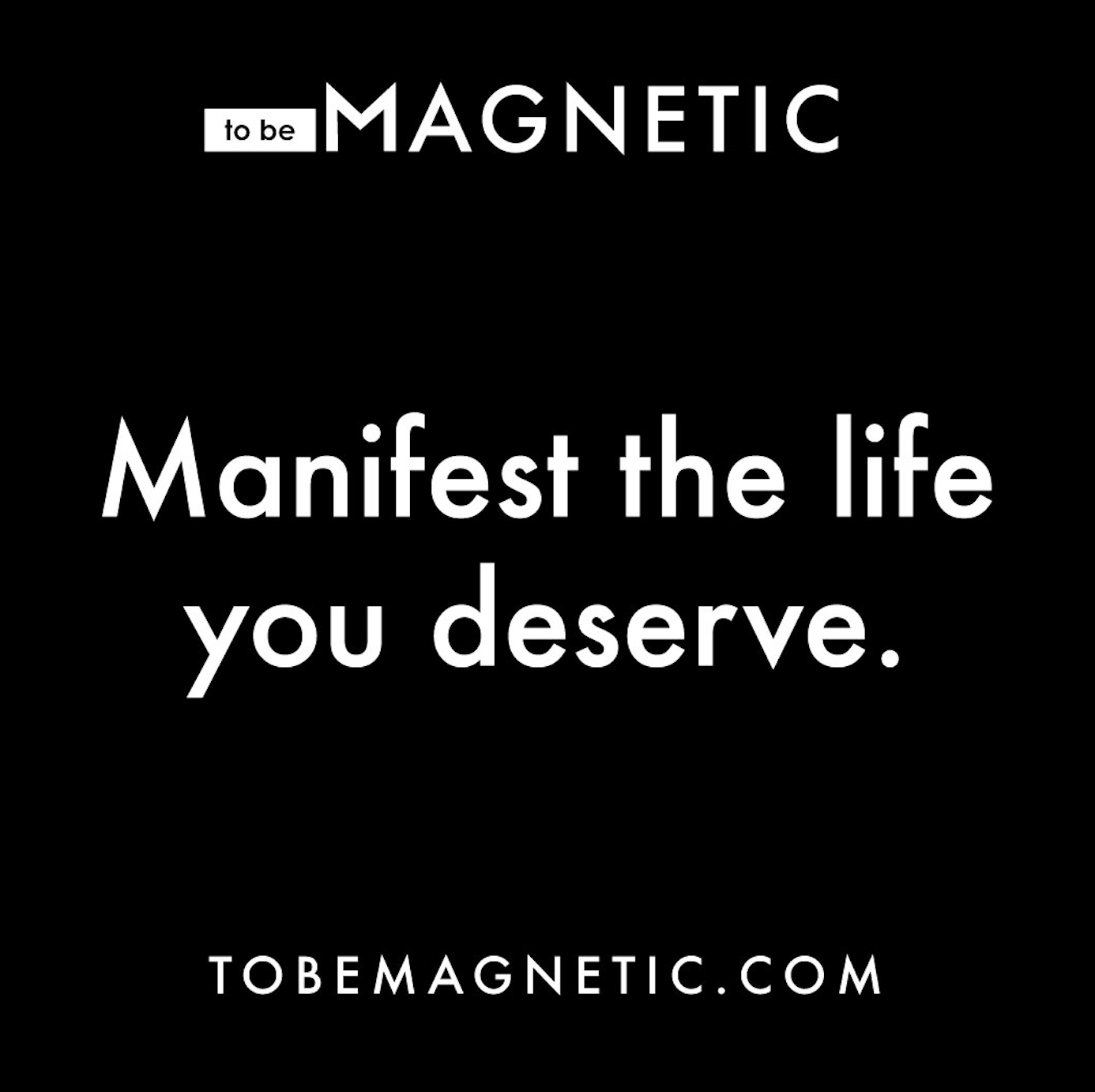What are you looking to manifest? Get $20 off a year long membership at www.tobemagnetic.com by using code: JENNIFERYOUNG