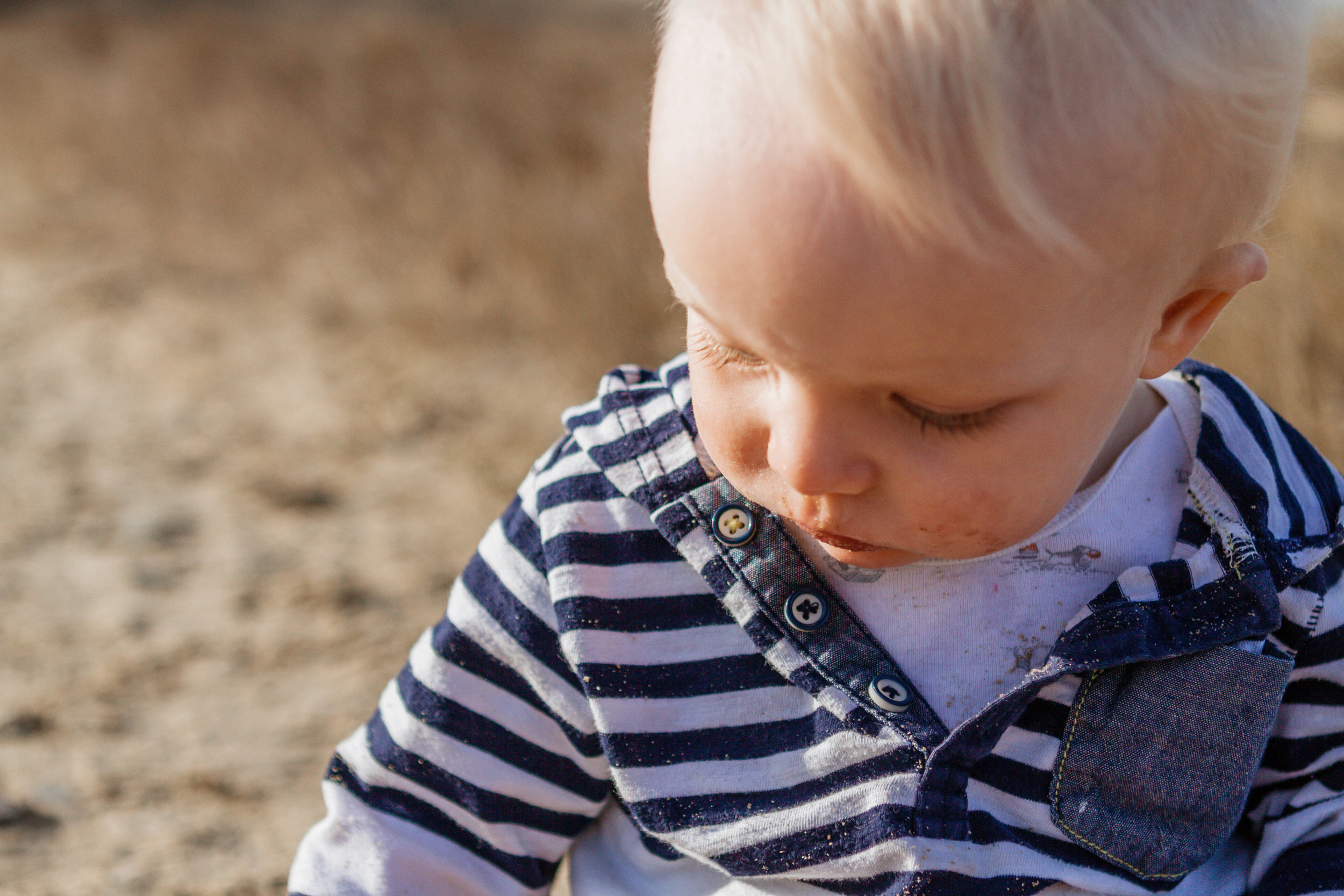 baby in cape cod - laura barr photography