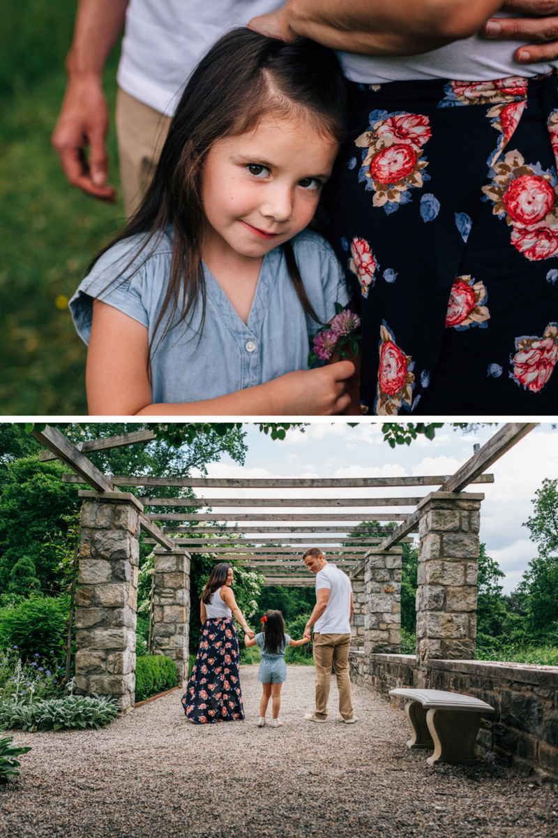 Family Session with Laura Barr Photography