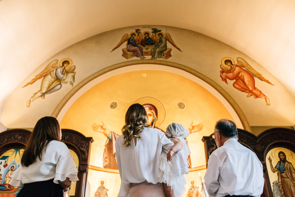beautiful baptism ceremony in danbury