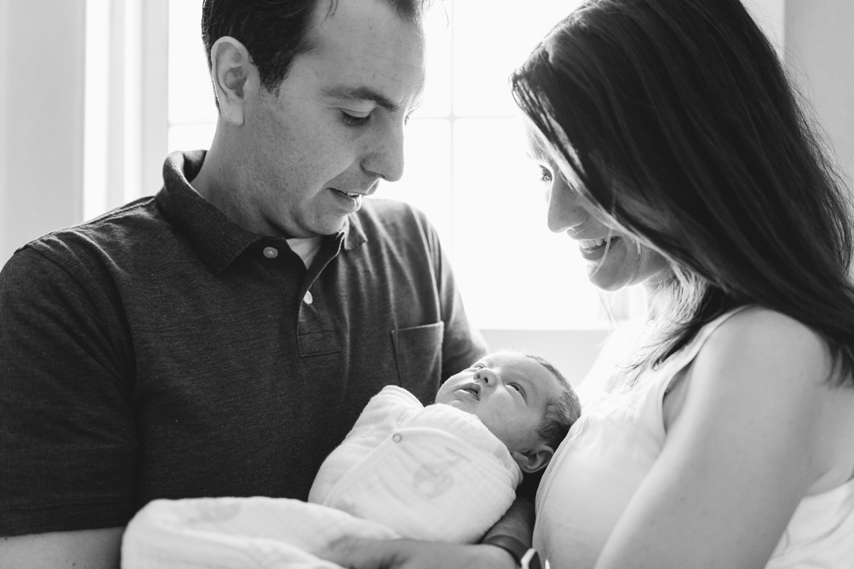 newborn parents