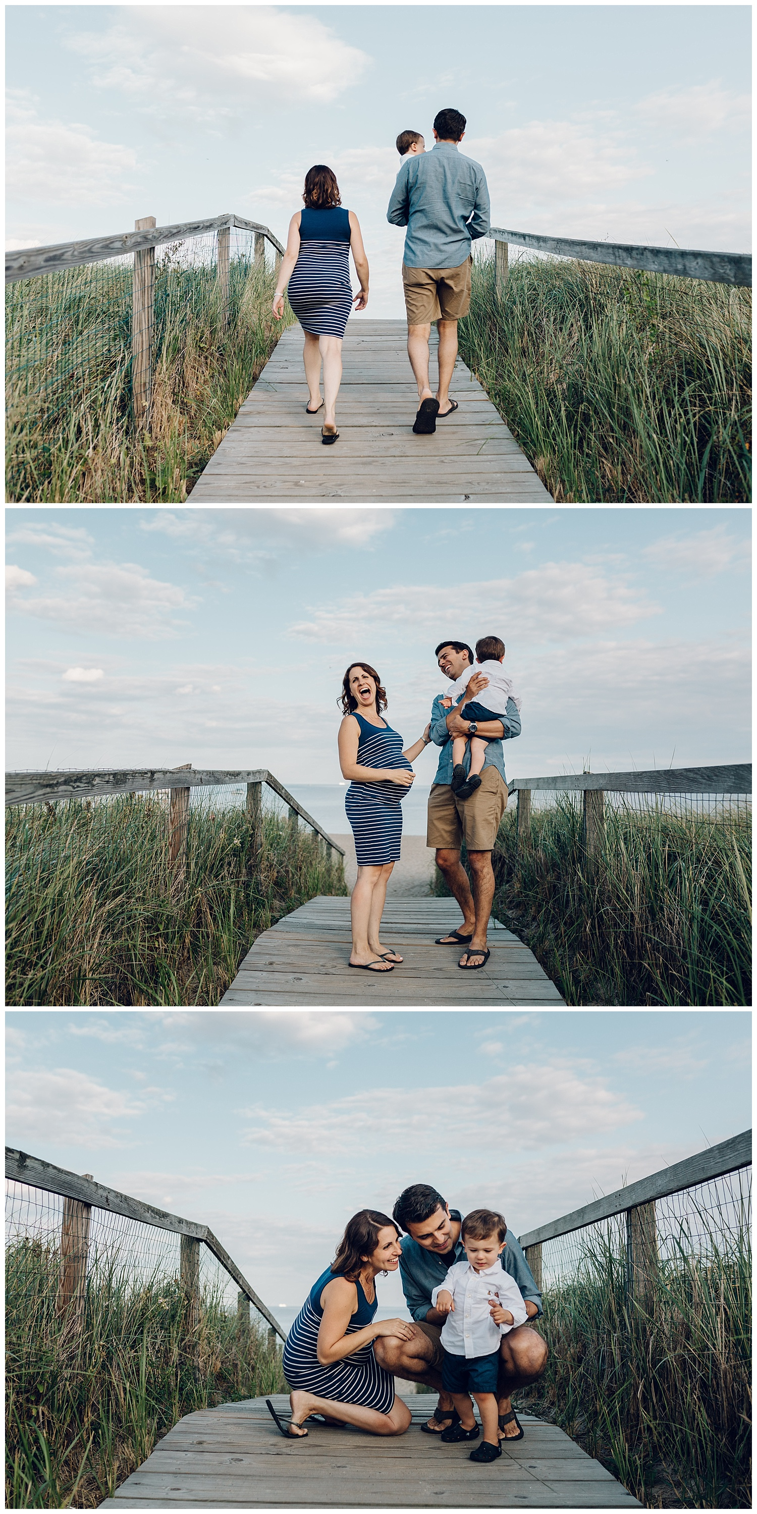 family session at sunset by laura barr photography