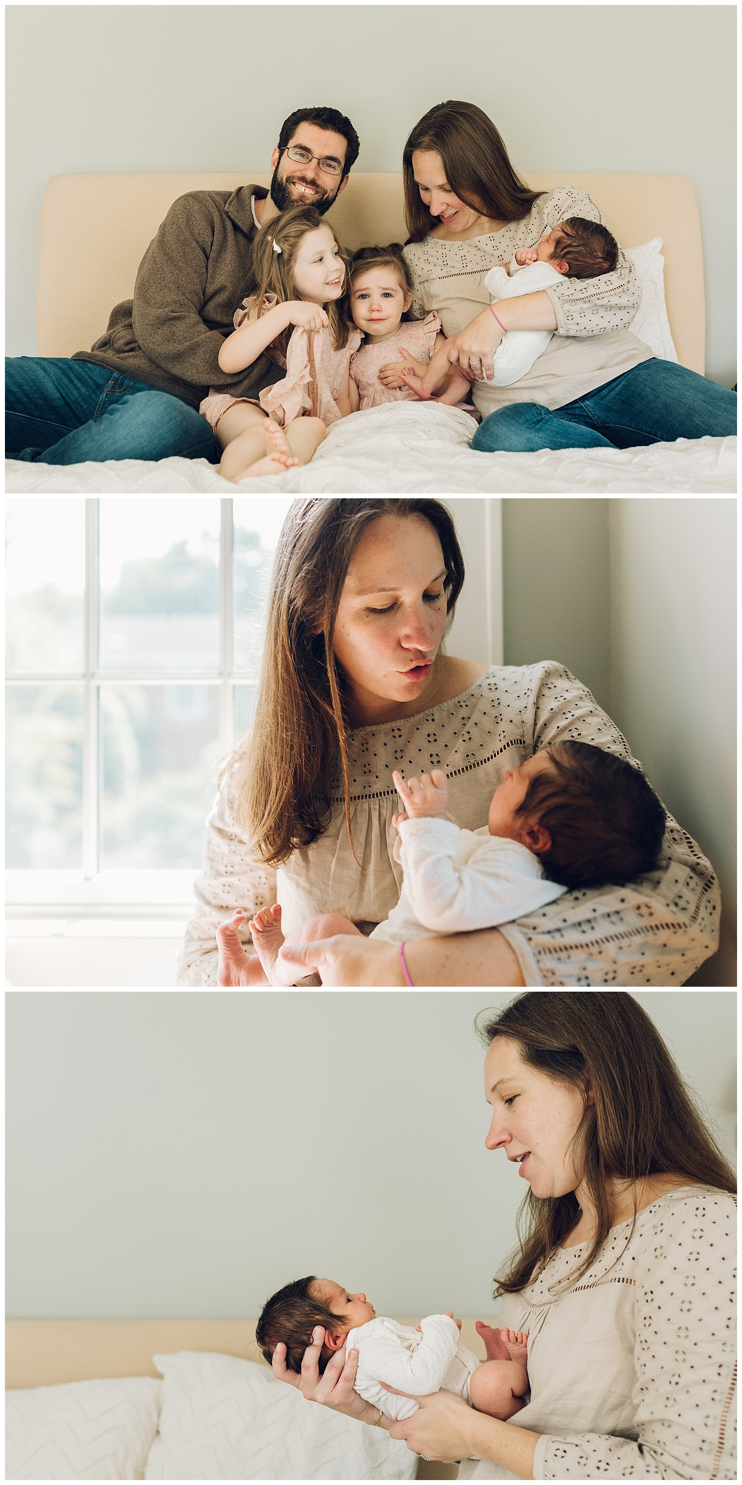newborn in-home session by laura barr photography