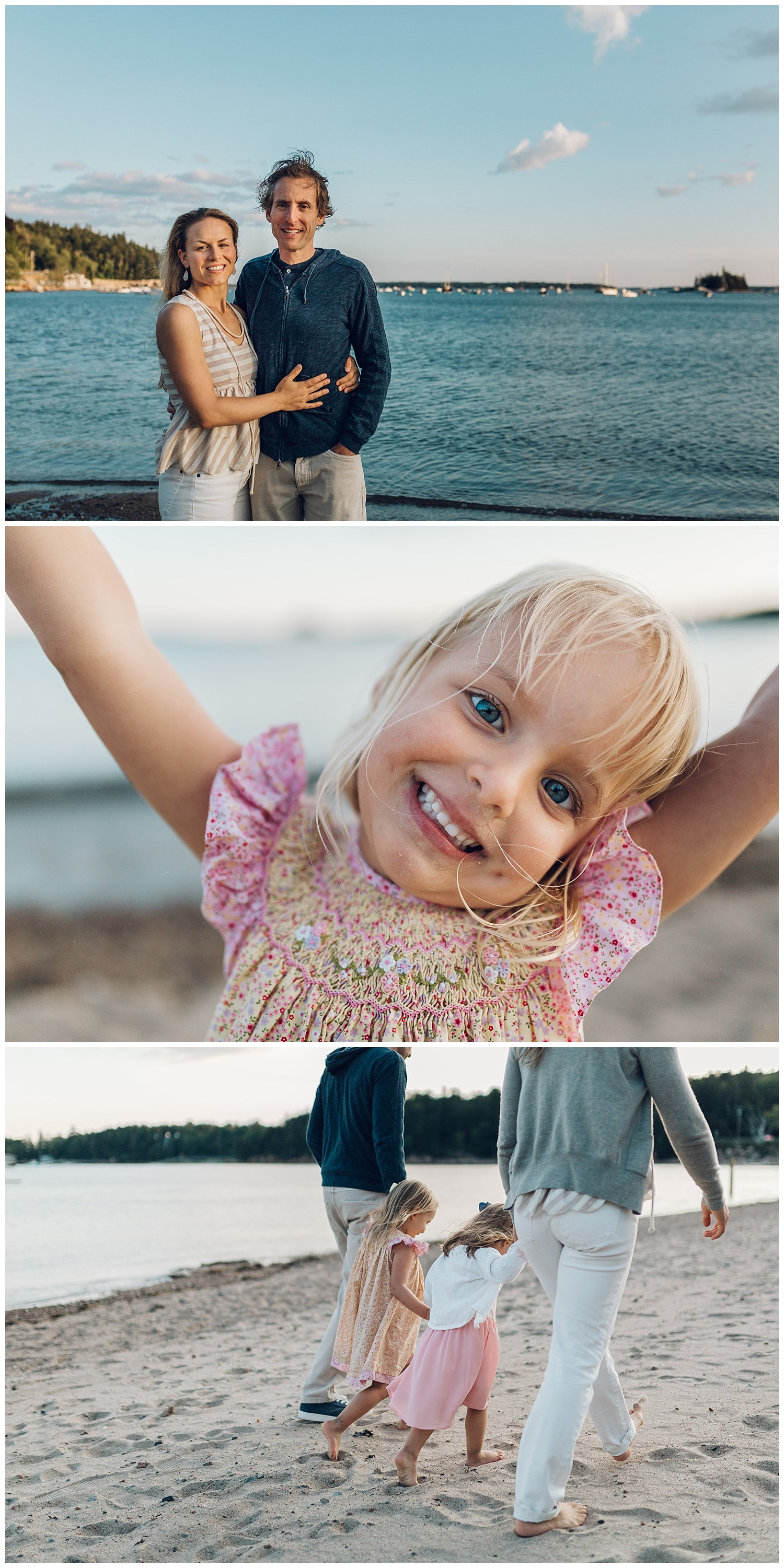 seal harbor session by laura barr photography
