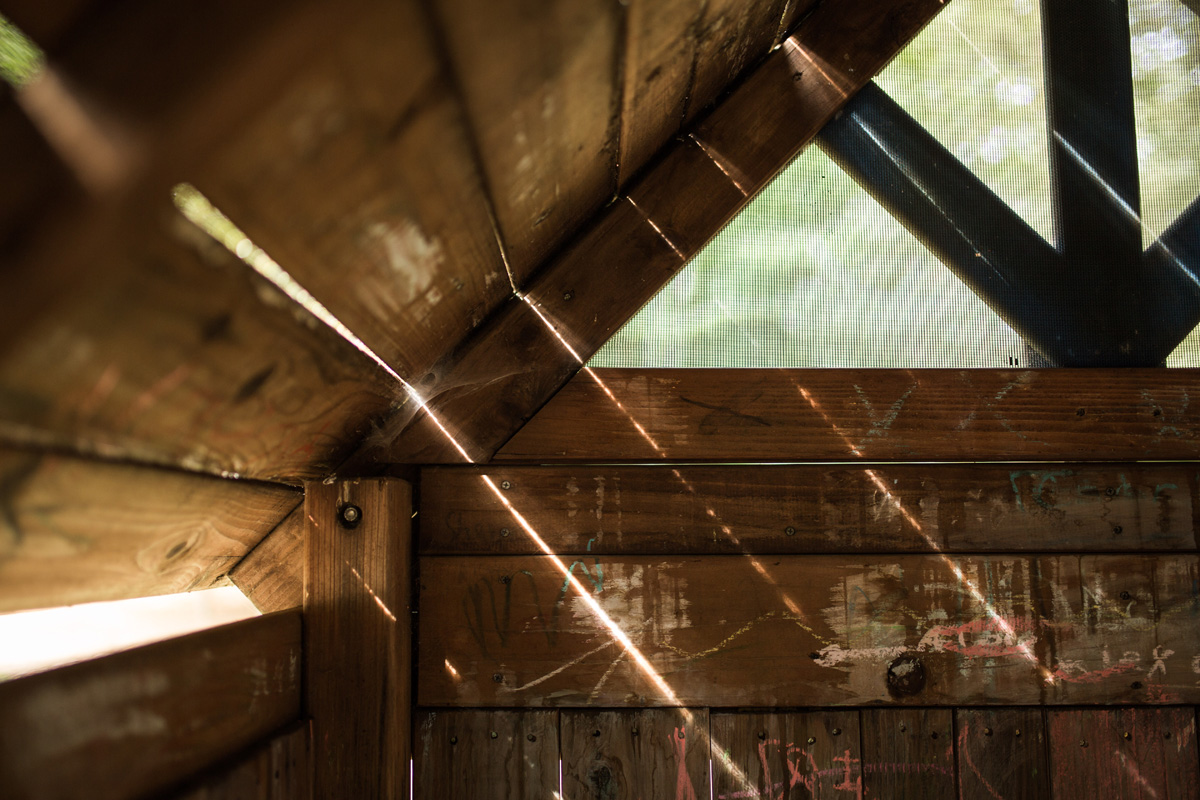 inside the treehouse by laura barr photography