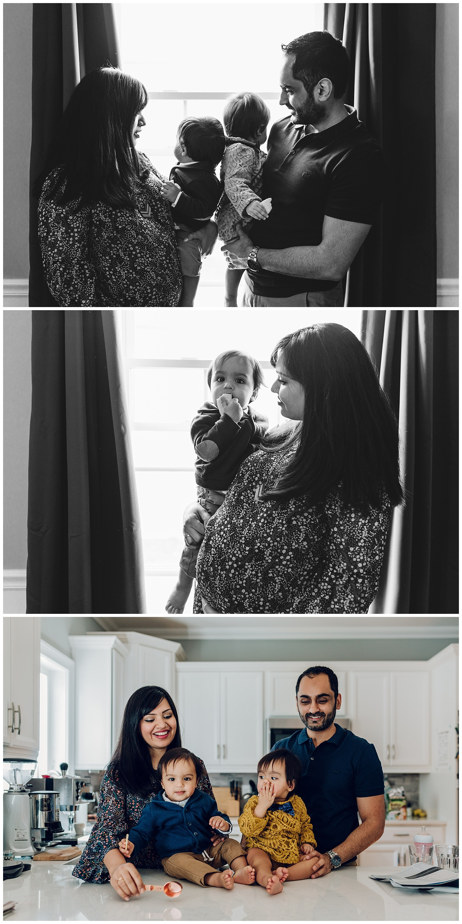 twin in-home session by laura barr photography